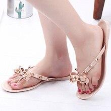 1 Pair Women Flip-Flops Slippers Flat Breathable Anti-Slip Fashion for Summer Beach MC889