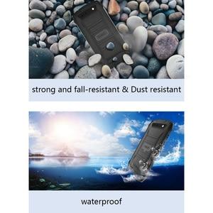 """Image 4 - Cubot KingKong MINI 4 """"QHD + 18:9 Dello Schermo Telefono Cellulare Robusto Impermeabile 2000mAh 4G LTE Dual SIM 3GB + 32GB Android 9.0 Outdoor Cellulare Macchina Fotografica di Retrovisione di 13MP Smartphone Antiurto"""