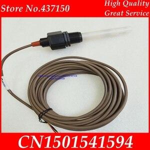 Электрод датчик электропроводности электрода датчик проводимости Платиновый Черный Измеритель проводимости, температурный компенсатор| |   | АлиЭкспресс