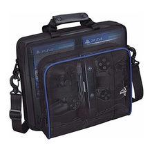 Housse de protection rembourrée pour Console Ps4, sac de transport avec bandoulière, livraison gratuite