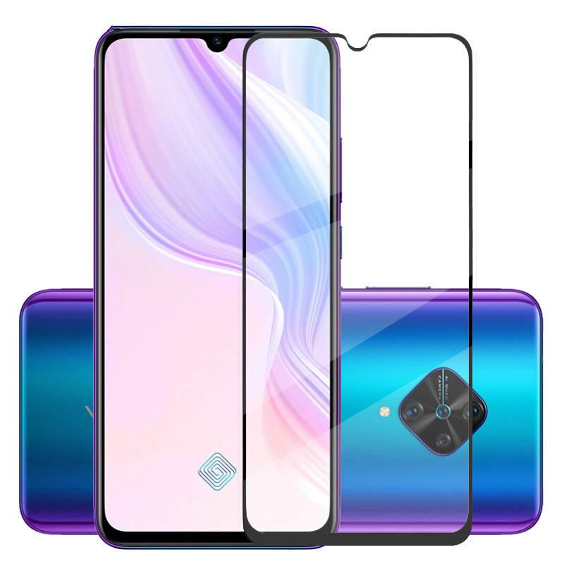 2 PCS Protective Glass For VIVO V17 Anti-Scratch Explosion Proof Tempered Glass Film For S1 Pro V17 Pro Neo Screen Protector