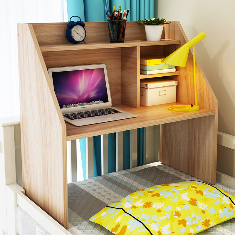 Computer Table Lazy Bed Desk Small Table College Dormitory On The Shop Floor Bed Table Folding Table Bedroom