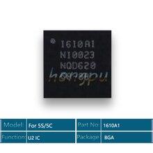 """100 יח\חבילה 36 סיכות U2 USB טעינת ic עבור iphone 5S """"אין טעינה"""" פתרון שבב 1610A1"""