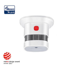 HEIMAN Zwave Smoke Detector Smart Home System 868MHz High sensitivity Z wave Safety Smoke Sensor