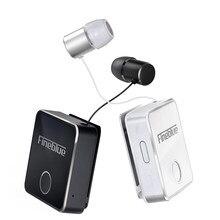 Fineblue Mini F1 pro negócio Clipe Estilo Coleira Retrátil Fone de ouvido bluetooth 5.0 Fones De Ouvido Sem Fio Handsfree Bluetooth F910