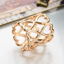Kingdeng seda cachecol broches coração liga oco coração feminino moda jóias ouro presentes na moda festa personalizada bonito tira