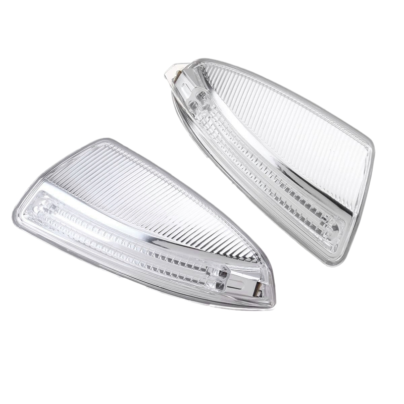 Left / Right W204 Door Rear View Mirror Side Mirror Turn Signal Lights Lamps for Mercedes for Benz Ml Class C Class W204|Styling Mouldings|   - title=