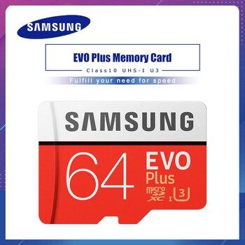 محول واي فاي لاسلكي من ezshare بطاقة ذاكرة سامسونج EVO plus بسعة 32 جيجابايت فئة 10 ذاكرة مايكرو SD لاسلكية TF بطاقة ذاكرة 64 جيجابايت 128 جيجابايت