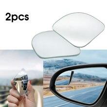 Автомобильное регулируемое зеркало для слепых зон без рамки