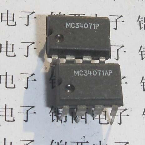 1 ���./�ݧ�� MC34071P DIP8 MC34071PG MC34071 DIP 8 DIP �� �ߧѧݧڧ�ڧ�
