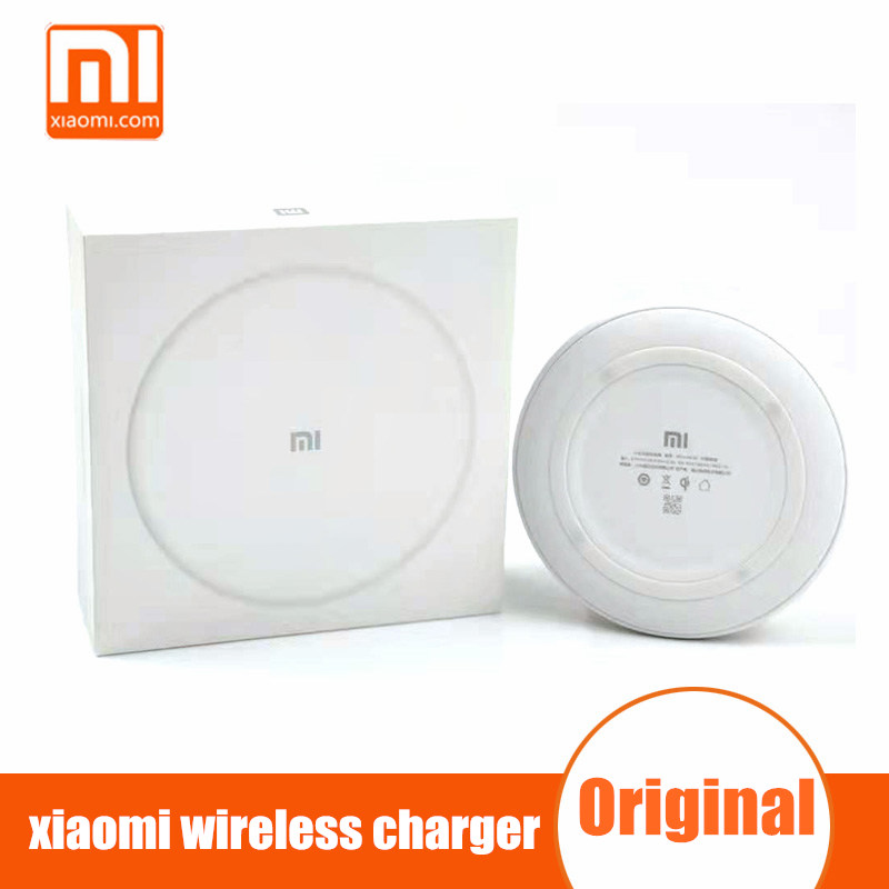 Xiaomi Wireless Charger 18W original Max For Mi 9 MIX 2S / 3 (10W) Qi EPP Compatible Cellphone (5W) qi charge for iphone 8 x xr