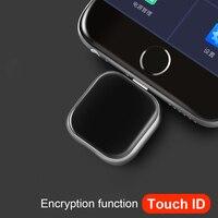Memoria USB de Metal MFI para iPhone, 256GB, 128GB, 64GB, iPad/Lightning/IOS