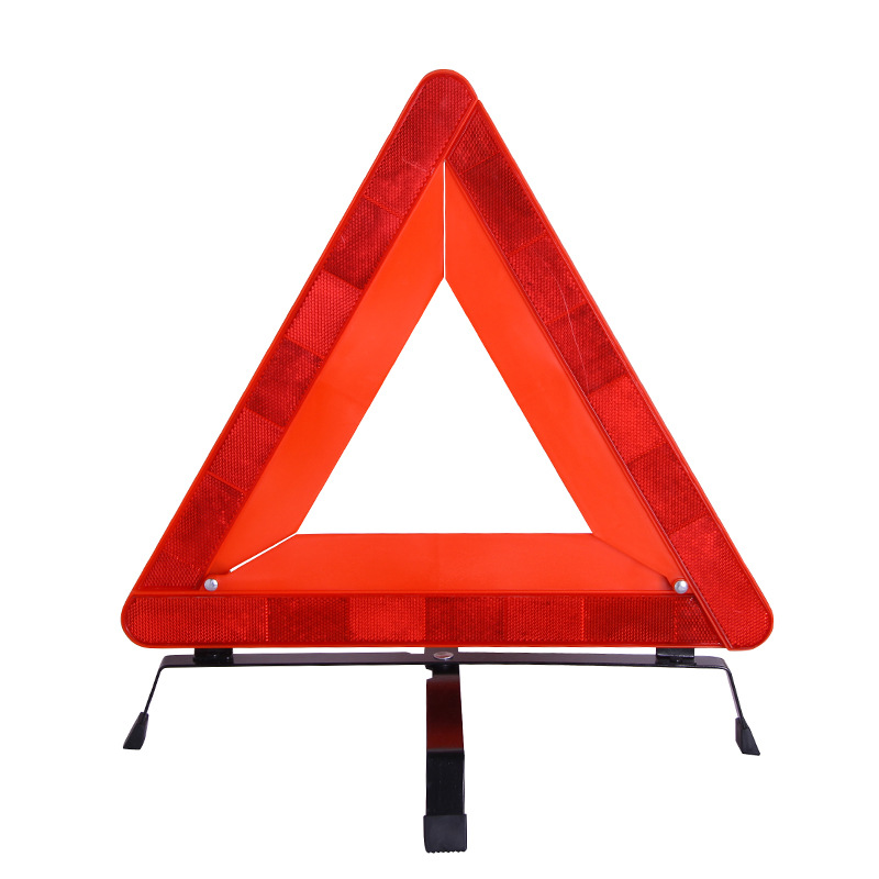 Road Traffic Safe Reflective Warning Sign Car Fault Reflective Parking Tripod Car Emergency Tool Wholesale