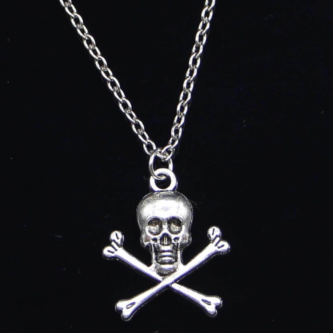 Skeleton Bone Necklace