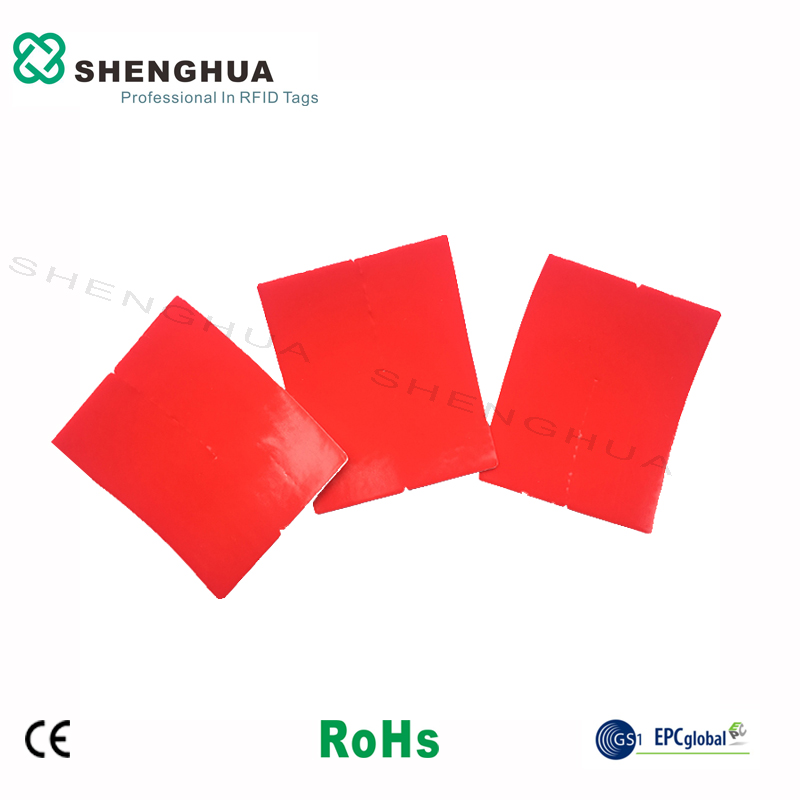 10pcs/pack High Performance UHF Anti Metal RFID Tag On Metal Tag Paper Blank For Industry Asset Tracking