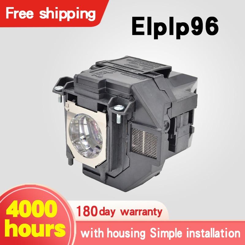 Projector Lamp ELPLP96 V13H010L96 For EB-X41 EB-X05 EB-W41 EB-U05 EB-S41 EB-S05 EH-TW650 EH-TW5650 EB-W42 EB-W05 EH-TW610