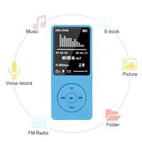 NEUE Mode Tragbare MP3 MP4 Player LCD Screen FM Radio Video Games Film USB Hallo fi Music Player Mit Sd karte MP3 Player 2021