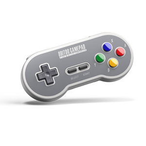 Image 4 - 8Bitdo SN30 2.4G and SF30 2.4G Controller Wireless Gamepad for SNES and SFCfor Windows Android PC Mac