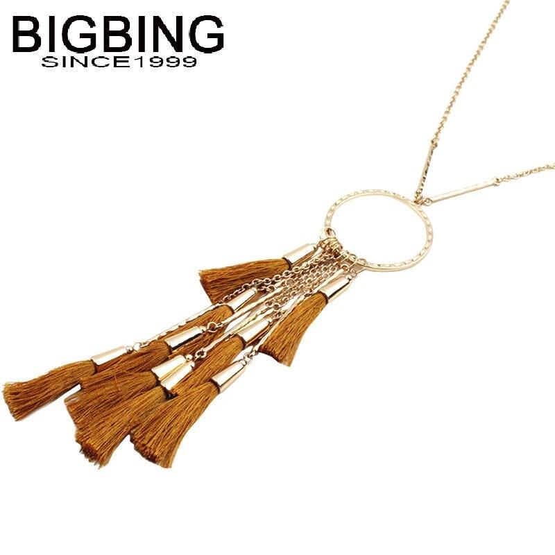 BIGBING Jewelry Golden...