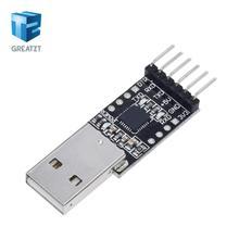 1 шт. CP2102 USB 2.0 TTL UART модуль 6Pin последовательный преобразователь STC заменить FT232