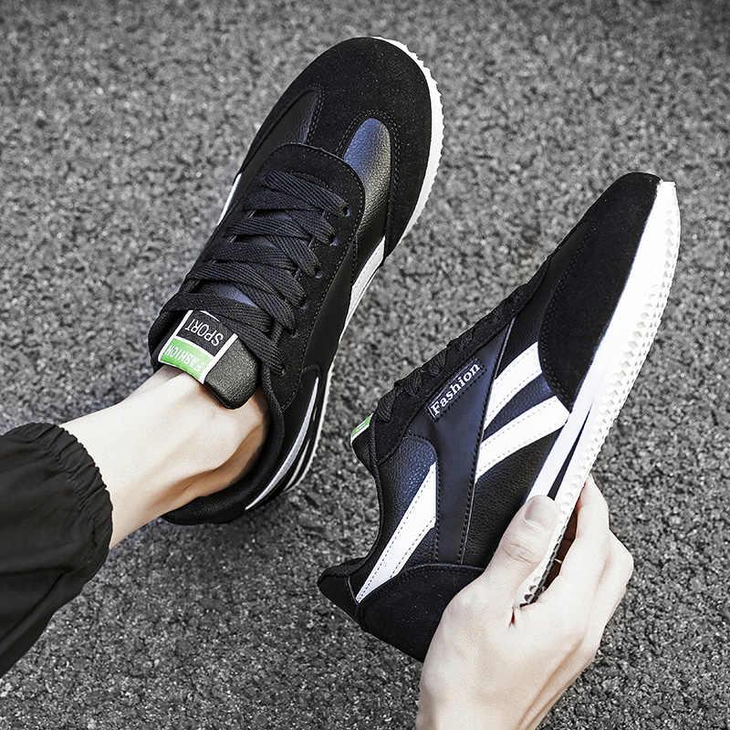 Männer casual marke fashion Classic Cortez männlichen turnschuhe Männer Tenis Masculino schuh Zapatos Hombre Sapatos Outdoor Flache Herren Turnschuhe