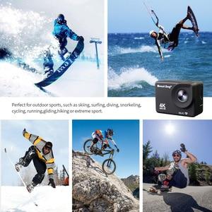 Image 5 - Mountdog 防水超 hd を内蔵した無線 lan 4 18k アクションカメラスポーツビデオ再コーディング水中アクションカム