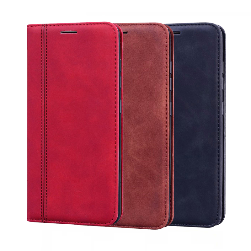 Phone <font><b>Case</b></font> for <font><b>OPPO</b></font> R17 R15 RX17 AX7 Pro Neo R15X R11 R11S R9S PU Leather Flip Cover For <font><b>OPPO</b></font> A37 A39 <font><b>A57</b></font> A59 A73 A73S A83 Coque image