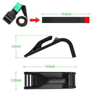 Image 5 - 2 Piece Pregnant Safety Belt, Pregnant Car Seat Belt Adjuster,Comfort and Safety for Maternity Moms Belly,Protect Unborn Baby