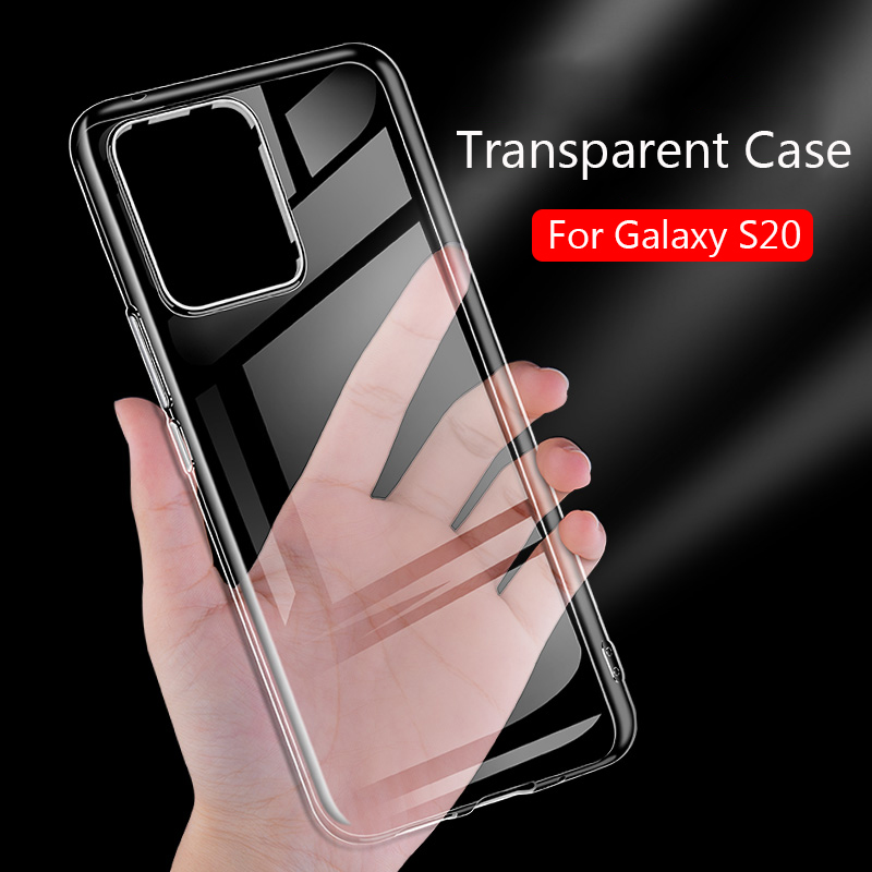 Phone-Cases Transparent Slim High-Clear Samsung Galaxy S20-Plus Ultra for S20-case/Slim/Soft/.. title=