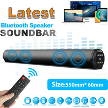 Speakers Soundbar Home-Surround Bluetooth Portable Wireless Powerful for PC Outdoor