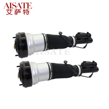 цены Pair Front Air Suspension Spring Shock Absorber For Mercedes W220 S-CLASS S430 S500 S600 S55 Remanufactured Air Strut 2003-2006