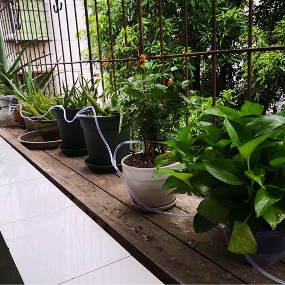 Casa jardim inteligente máquina de rega controle