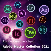 Adobe Creative Cloud All Apps 2021 Release For Windows/Mac