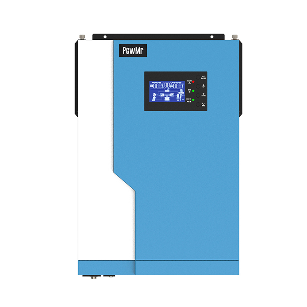 24v 220vac mppt 100a carregador solar pv 05