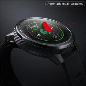 Image 5 - Weiche TPU Hydrogel Film Volle Bildschirm Abdeckung Schutz für Xiaomi Huami Amazfit Tempo Stratos Rande Lite Smart Uhr Schutzhülle Schutz