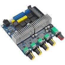Bluetooth 5.0 High Power Amplifier Board TPA3116D2 Audio Module 2.1 Sound Channel Bass Super Bass Digi Amp 50W*2+100W