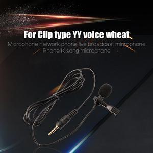 Image 3 - HANGRUI Mini Revers Clip Op Mic Condensator Microfoon Voice Recorder Gebruik Type C/3.55mm Plug Voor iPhone samsung Xiaomi Mobiele Telefoon