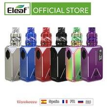 Oryginalny Eleaf Lexicon z zestawem ELLO Duro 6.5ml HW M/HW N cewka Box Mod wyjście 235W Vape Mod do elektronicznego papierosa