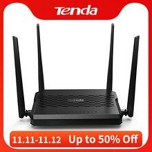 Tenda D305 ADSL2 + модем беспроводной Wi Fi роутер 300 Мбит/с безупречный быстрый и стабильный модем Adsl 2 + роутер, широкополосный CPE/дистанционное управление