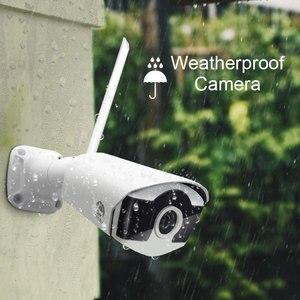 Image 4 - Беспроводная система видеонаблюдения, 8 каналов, 1080P, ТБ, Фотокамера, 2 МП, сетевой видеорегистратор