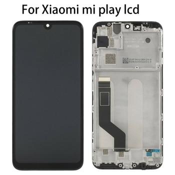 Touch Screen Display per xiaomi Play - xiaomi Miplay 1