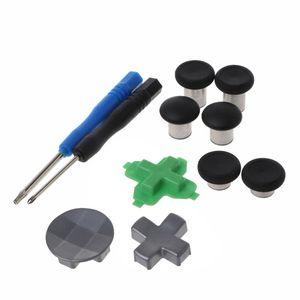 Image 2 - スワップ親指アナログスティックグリップスティックd パッドバンパーtriggerボタンの交換パーツxbox oneエリートコントローラ