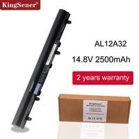 KingSener AL12A32 Laptop batarya için Acer Aspire V5 V5 431 V5 431G V5 471 V5 571 V5 531 V5 551 V5 471G V5 571G AL12A72 4ICR17/65|Dizüstü Bilgisayar Bataryaları|Bilgisayar ve Ofis -