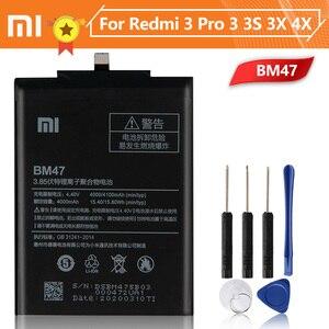 Image 5 - Xiao Mi Xiaomi BM44 Telefoon Batterij Voor Xiaomi Redmi 2 Redmi 1S 2A BM22 Mi5 Mi 5 BM35 Mi 4C BM36 5S BM47 Redmi 3 3 Pro 3S 3X 4X