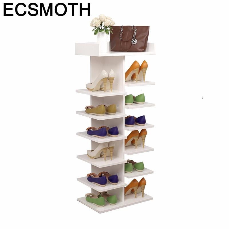 Casa Zapatero Mueble Ayakkabilik Minimalist Schoenenrek Szafka Na Buty Scarpiera Rack Meuble Chaussure Sapateira Shoes Cabinet