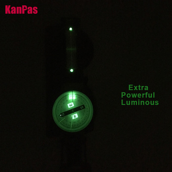 2021New military compass  sighting lensatic compass/ Inclinometer compasses professionals for hiking, camping, outdoor 4