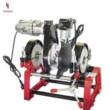 Ręczna topi się hydrauliczna dwupierścieniowa maszyna dokująca PE/ PPR/ PB/ PVDF zgrzewarka doczołowa do rur