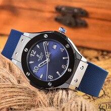 HUBLOT Luxury Brand quartz Mens Watches Quartz Watch Stainle