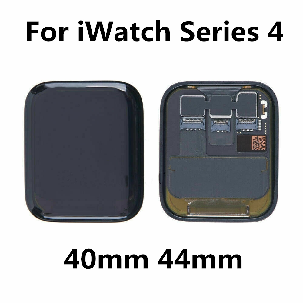 For Apple Watch Series 4 Sinbeda Original LTE / GPS LCD Display 40mm 44mm LCD Touch Screen Digitizer Assembly Replacement Parts