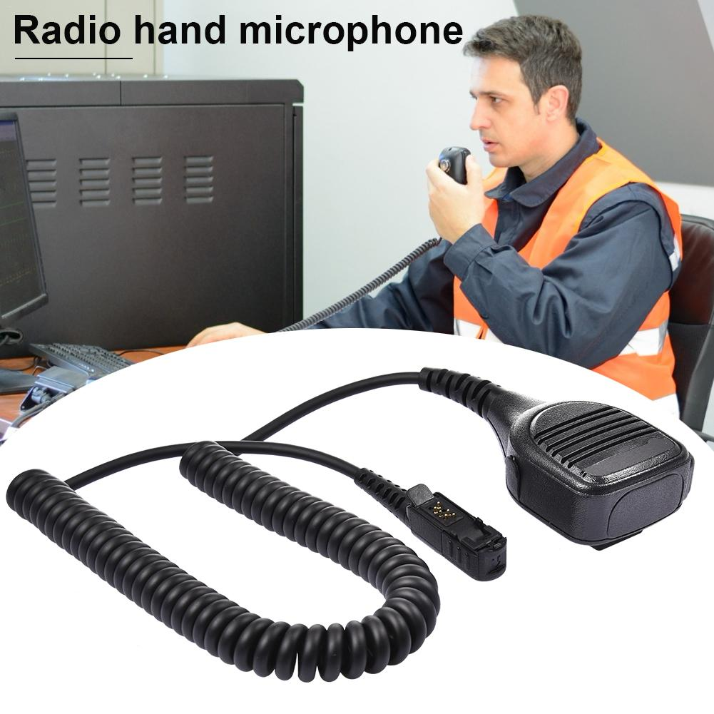 XPR3300 Hand Microphone Remote Radio Microphones For Two-way Radio Model Radio Hand Microphone